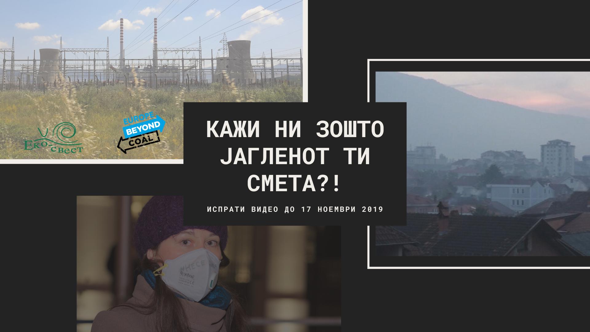 Видео натпревар: Кажи ни зошто јагленот ти смета